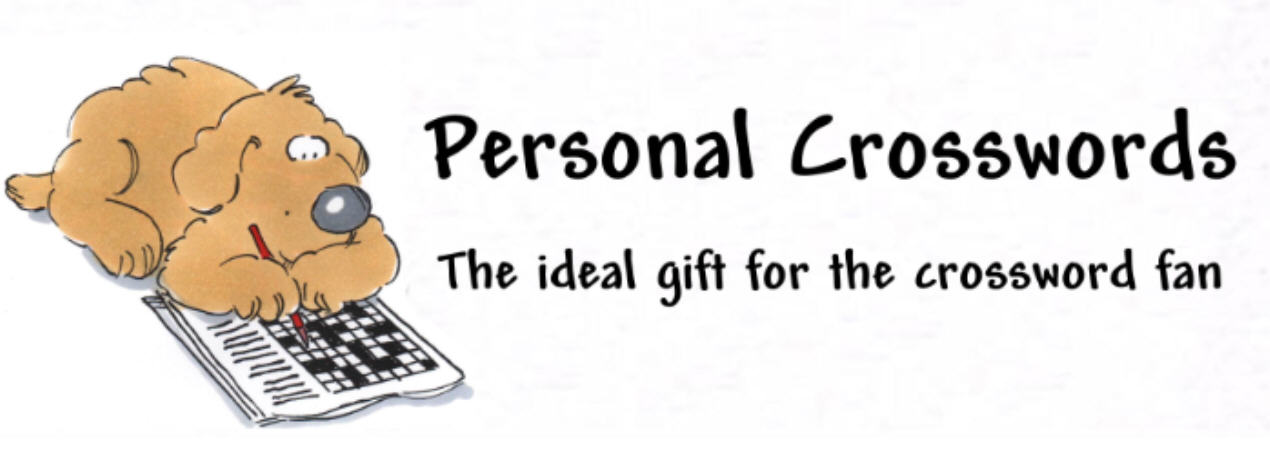 Personal Crosswords - LOGO